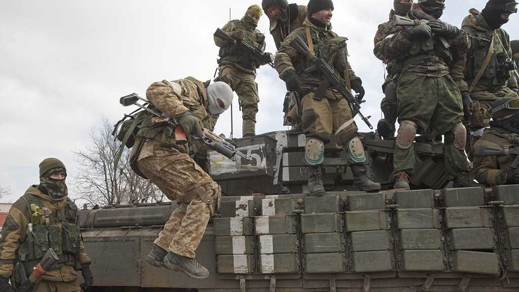 Ukraine Urges West to Act to Deter Potential Russian Military Action