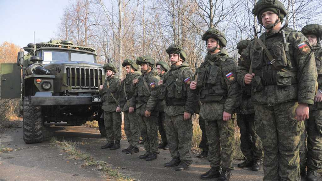 Russia Announces Start to Ukrainian Border Troop Withdrawal