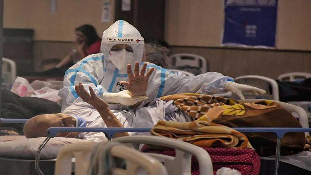 Delhi Hospitals Issue SOS Alerts over Oxygen Supplies as India's COVID Crisis Mounts