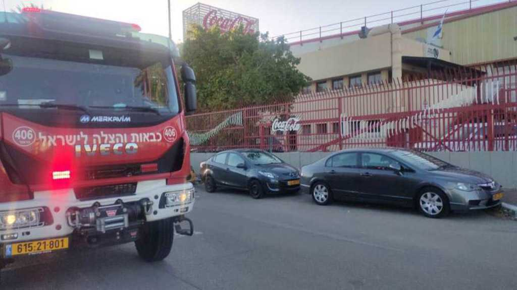 All Workers Evacuated After Ammonia Gas Leak at Coca-Cola Plant in Haifa
