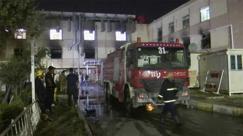 Hospital Fire Kills At Least 82, Injures 110 in Baghdad