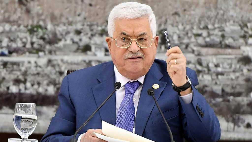 Palestinian Authority President Tells EU He 'Decided To Postpone Elections'