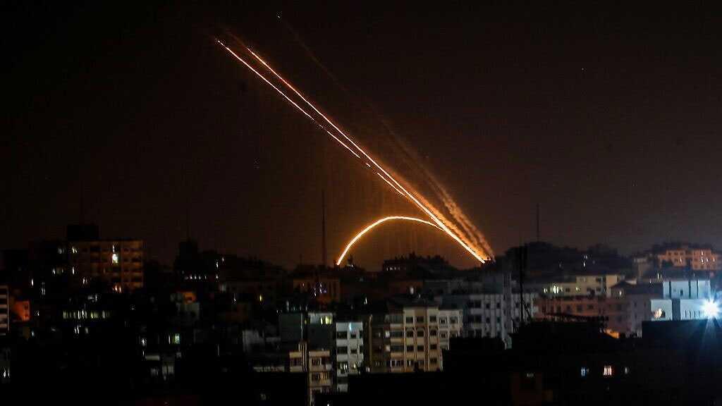 Gaza Envelope Settlers Remain in Shelters