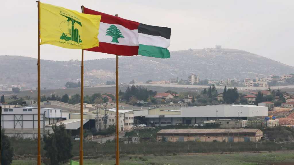 'Israeli' Army Says Hezbollah Using New Roads, Developing its Fighting Doctrine