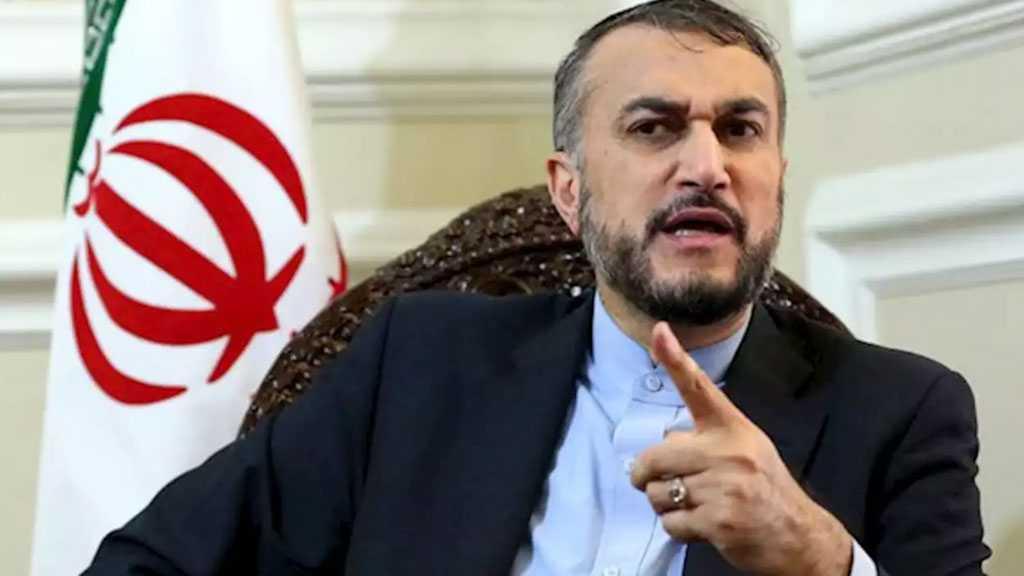 Iran's Abdollahian: Evil 'Israeli' Act Not to Go Unanswered