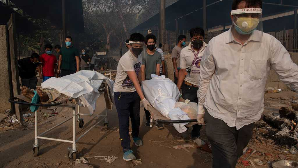 India Covid Crisis: First Relief Supplies Arrive, Cases Hit New Record