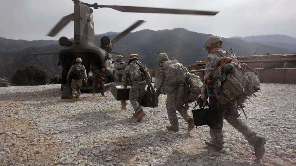 US Begins Withdrawal from Afghanistan