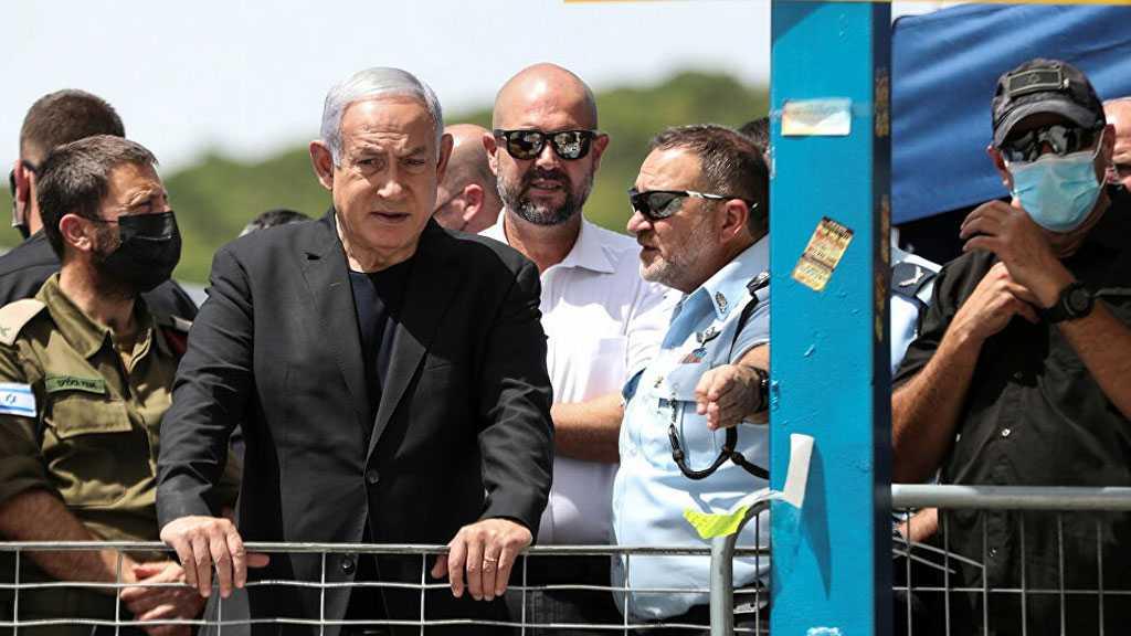 """Israeli"" Protesters Boo, Throw Bottles at Netanyahu"