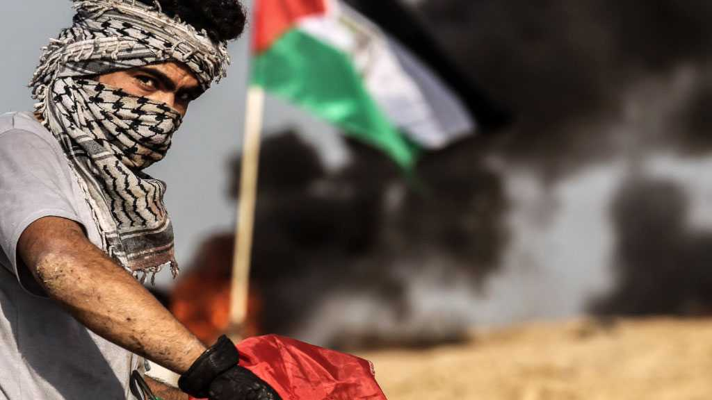 Palestine On the Way to Another Intifada - Olmert