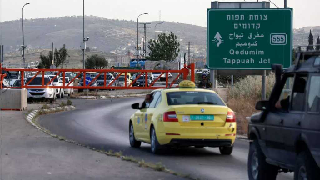 Palestinian Resistance Groups Welcome Nablus Drive-by Shooting Op: Al-Aqsa Is A Red Line
