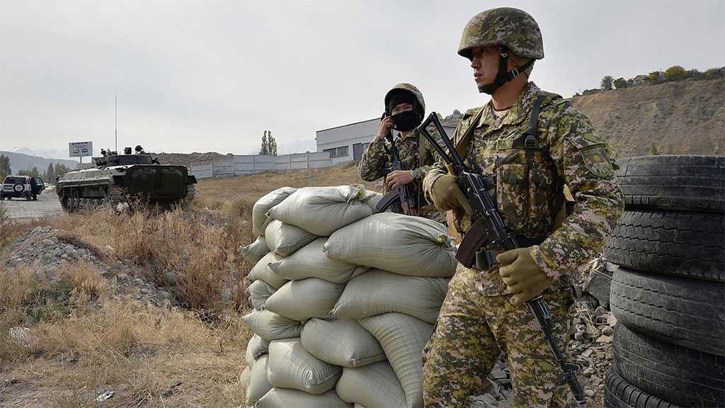 Kyrgyzstan, Tajikistan Complete Troops Withdrawal from Border