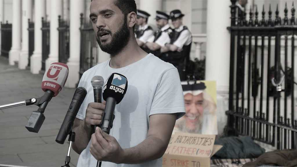 My Father's Life is in Danger for Defending Bahrain's Freedom
