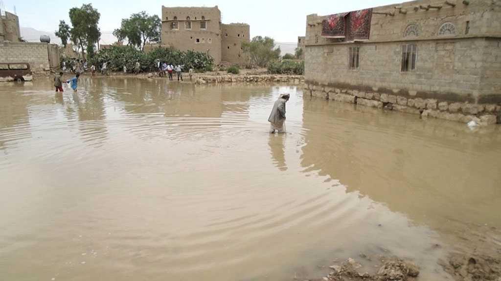 Yemen Floods Displace Thousands of Families - UN