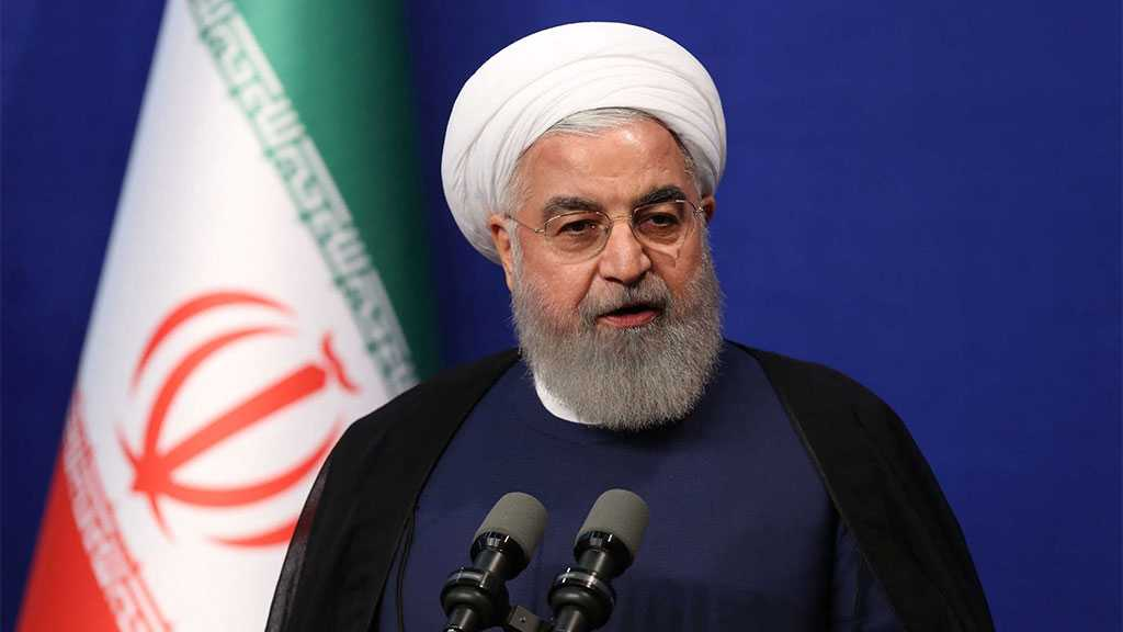 Rouhani: Sanctions against Iran Shattered