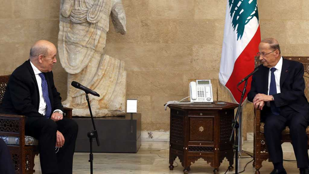 French FM In Beirut For Talks to End Gov't Deadlock
