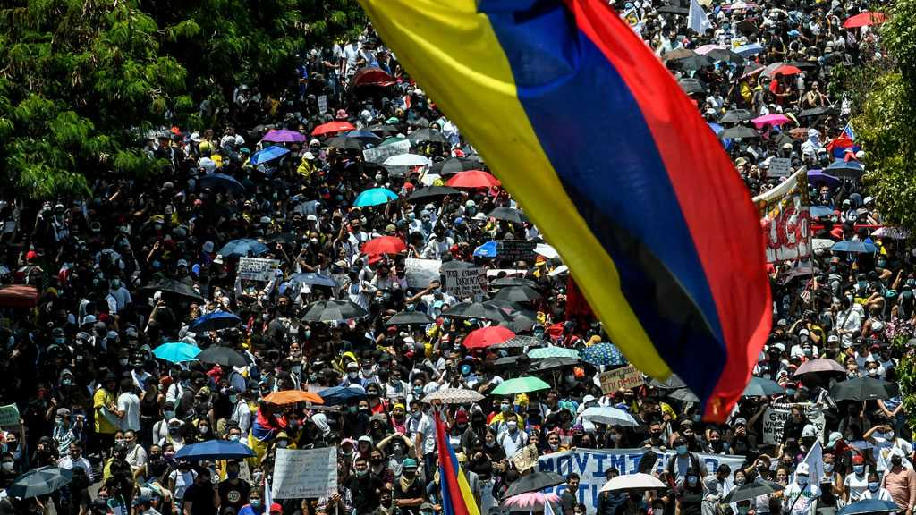 Colombia: Demands Grow on Eighth Day of Mass Protests