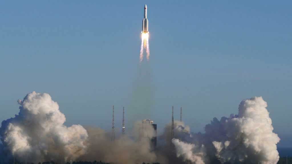 Pentagon: No Plan to Shoot down Unguided Chinese Rocket, Hopefully It Won't Hit Anybody