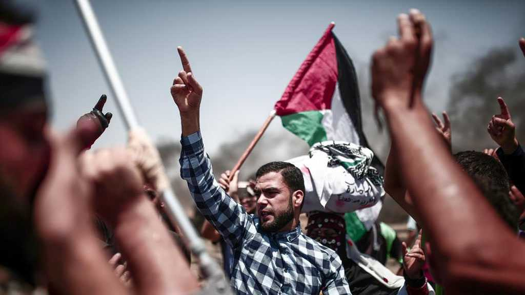 'From the River to The Sea': Rallying for The Liberation of Al-Quds