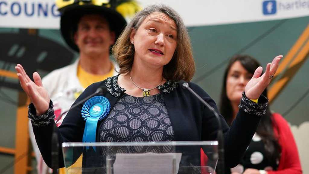 UK Conservatives Win By-election in Labor Stronghold Hartlepool