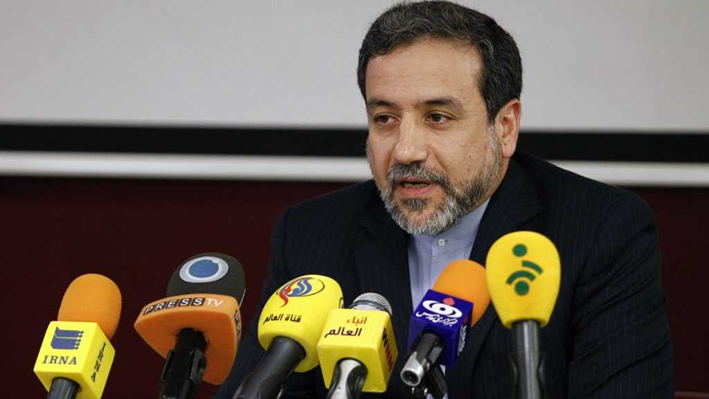 Iran's Araqchi: US Ready to Lift Large Chunk of Sanctions