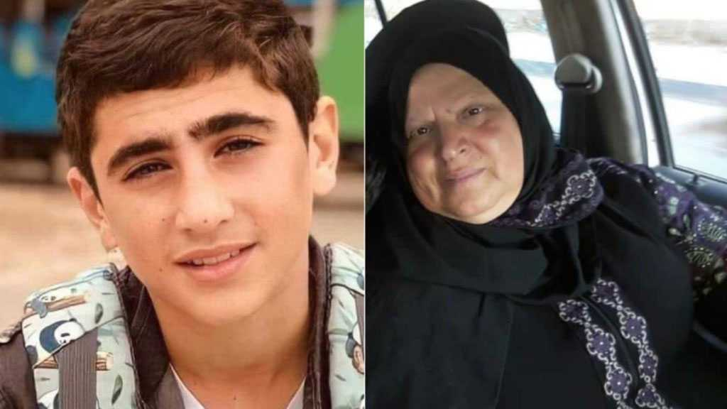 One Boy, One Mother: 'Israel's' Shoot-to-kill Policy Slays Two Palestinians In A Week