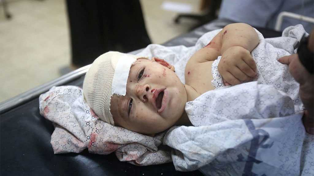 "UNICEF: 1-yr-Old among 29 Children Injured in ""Israeli"" Aggression in Al-Quds"