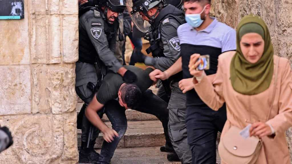 Amnesty Demands End to Brutal 'Israeli' Repression of Palestinians in Al-Quds
