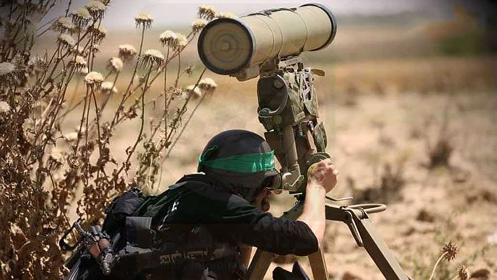 Two 'Israeli' Soldiers Killed in Palestinian Resistance Operation Northern Gaza