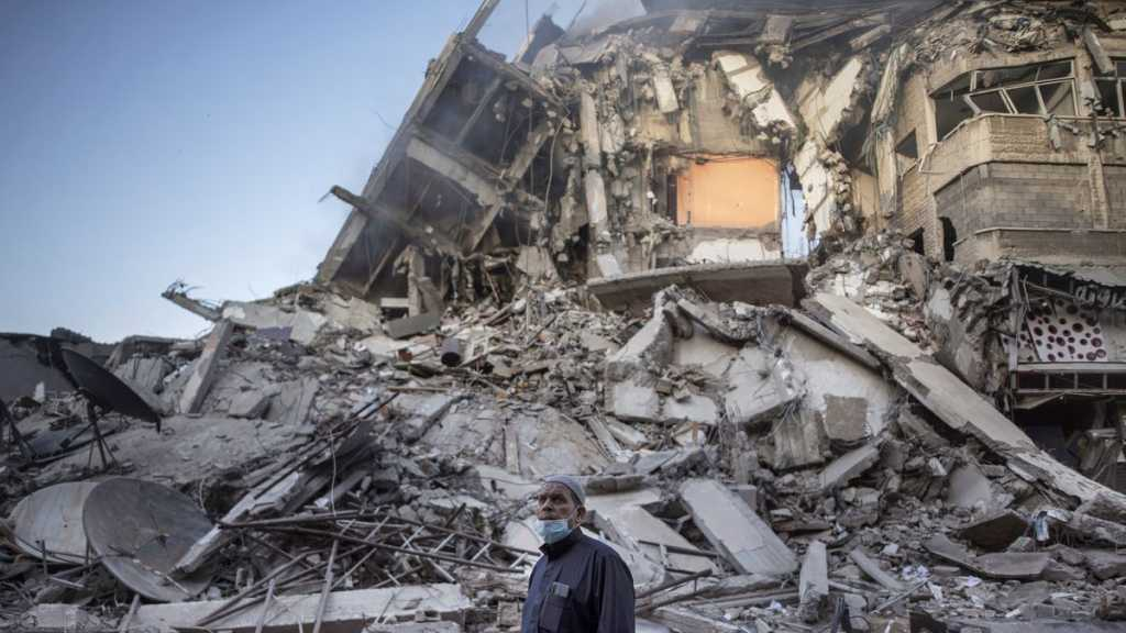 "UN Chief Pleads for 'Immediate De-escalation' between Gaza, ""Israel"""
