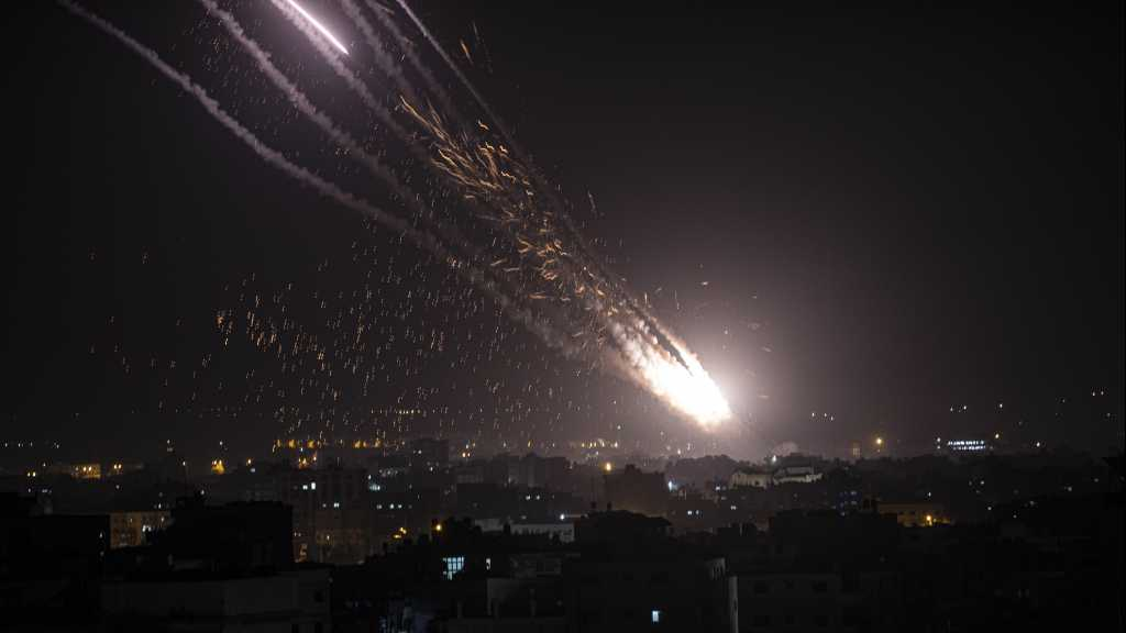 """What's next? Resistance Targets """"Israeli"""" Military Airports, Iron Dome, Military Sites"""