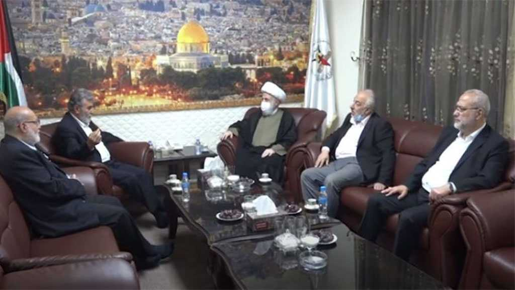 Hezbollah Fully Supports Palestinian Resistance, New Formula Being Established in Palestine – Deputy SG
