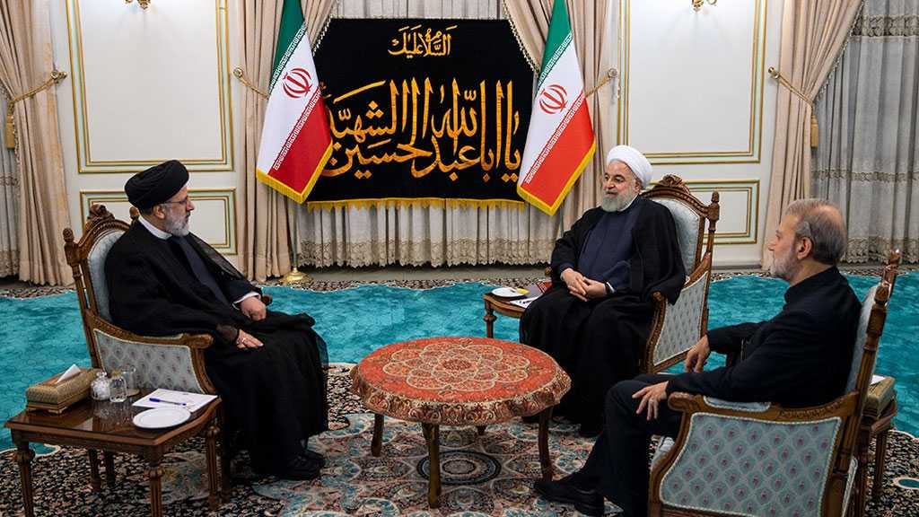 Iranian Elections: Larijani, Raisi Declare Presidential Run