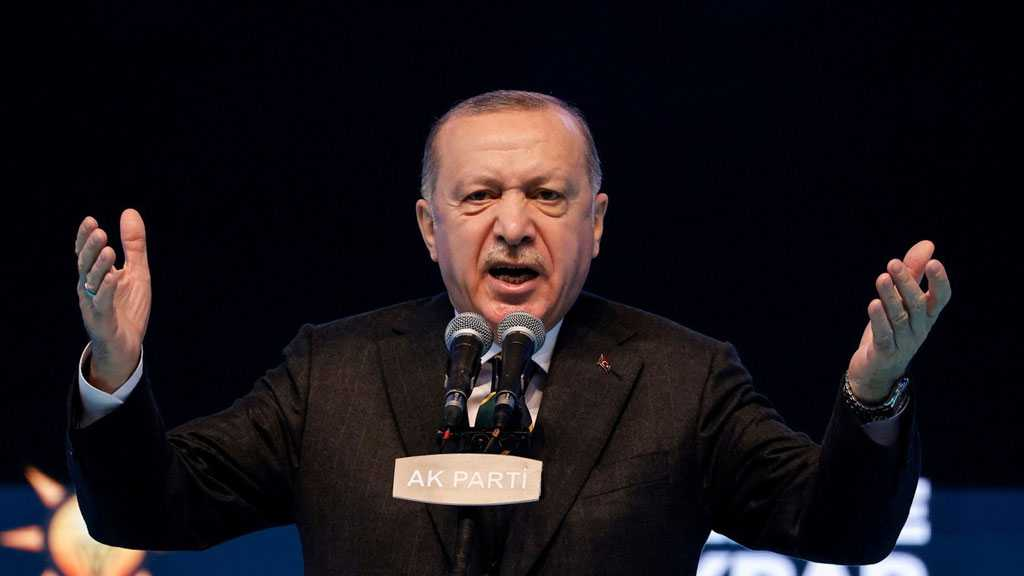 "Erdogan: Terrorist ""Israel"" must Be Stopped"