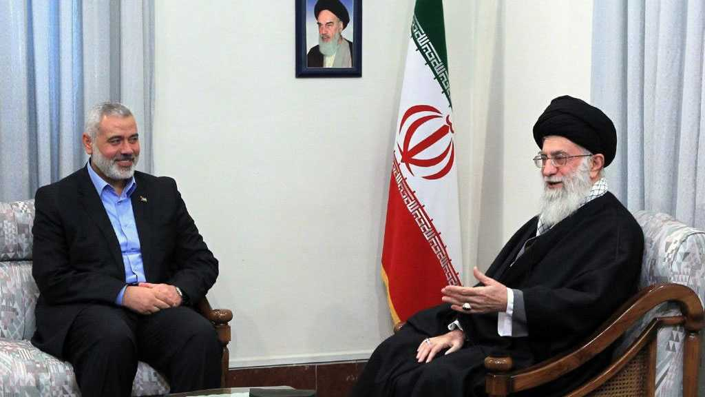 Hamas Chief Writes to Imam Khamenei on Ongoing Developments in Occupied Palestine