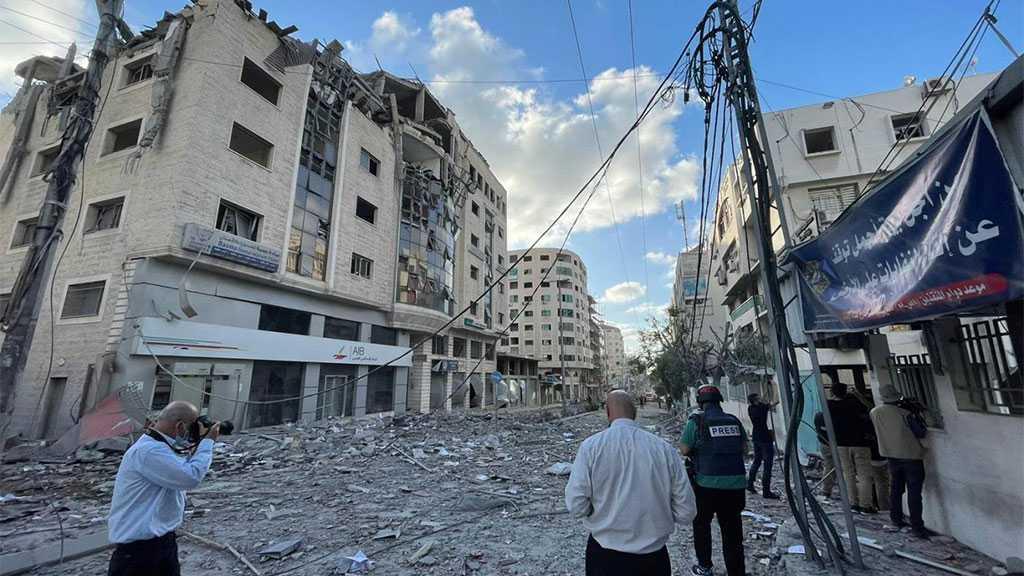 Nine Days of War on Gaza: More than 50 'Israeli' Raids, Palestinian Resistance Retaliates