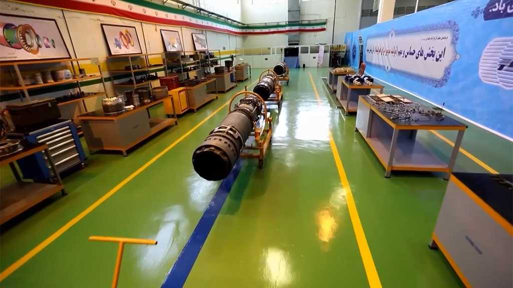 Iran's Baqeri Highlights Country's Advances in Aircraft Engine Industry