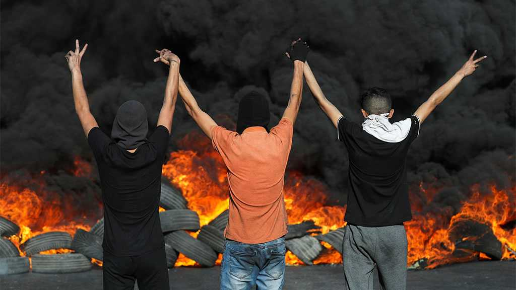 Palestine's 'Day of Anger': From River to the Sea