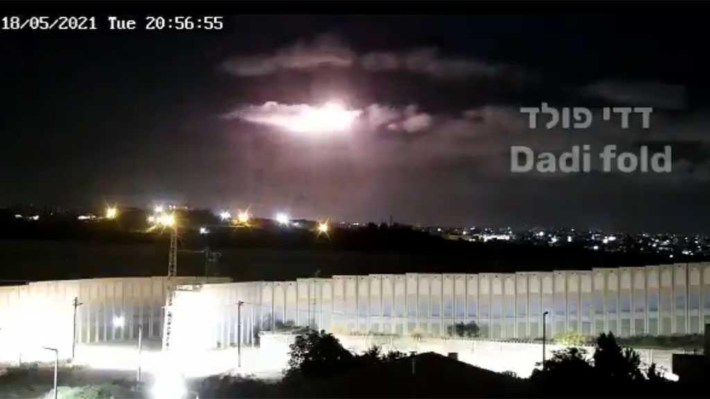 Palestinian Resistance Retaliatory Missiles Target 'Israeli' Military Bases