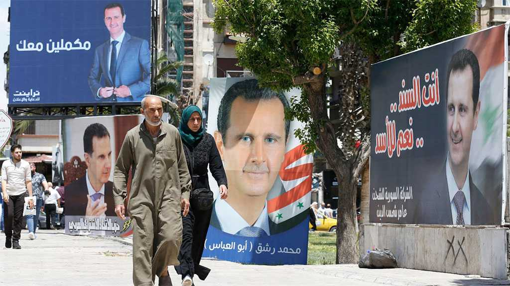 Syria Votes: Local Voters Head to Polls to Elect President