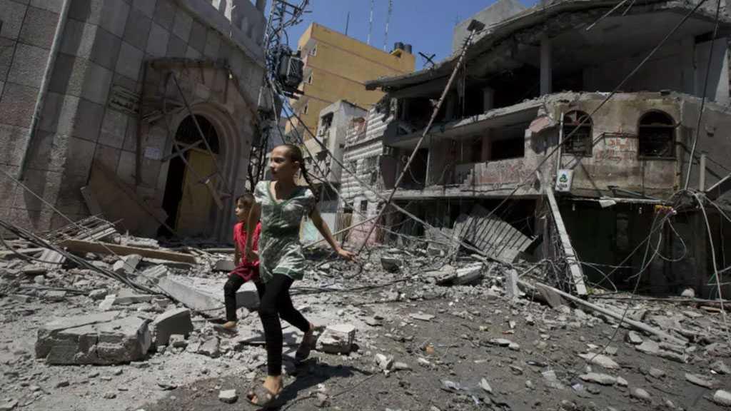 "UN Rights Chief: ""Israeli"" Strikes on Gaza may Be War Crimes"
