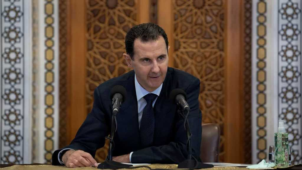 Assad Elected President of the Syrian Arab Republic with the Majority of Votes