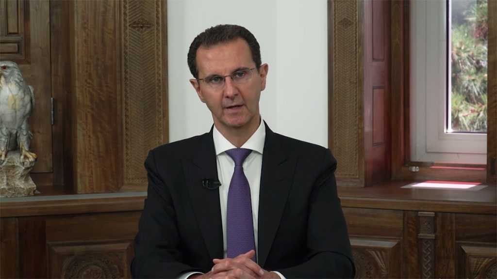 Assad Hails High Turnout in Syria's Election as Strong Message to Enemies