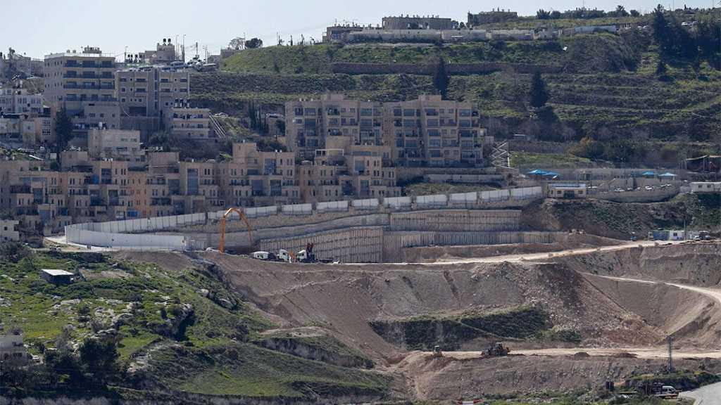'Israel' Approves 560 Illegal Settler Units in Bethlehem