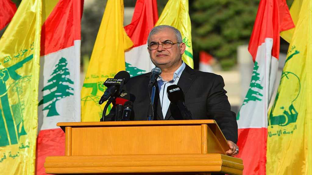 Hezbollah MP: Today's Resistance Is a Coherent Axis from One End to the Other, 'Israel' Feeling Existential Threat