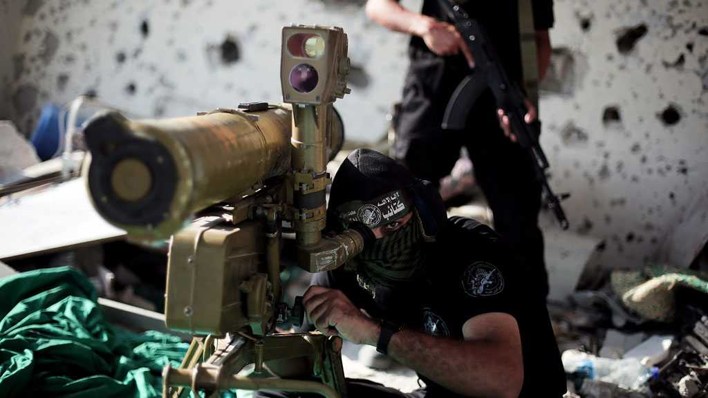 Al-Quds Sword: A Drill for the Great Liberation War