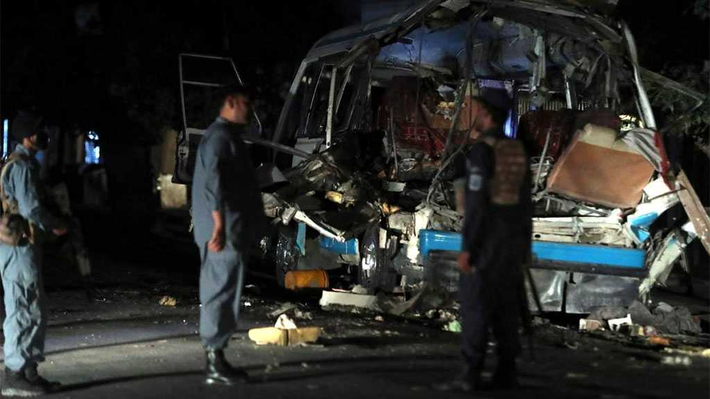Blasts Rock Afghan Capital, Several Casualties Reported