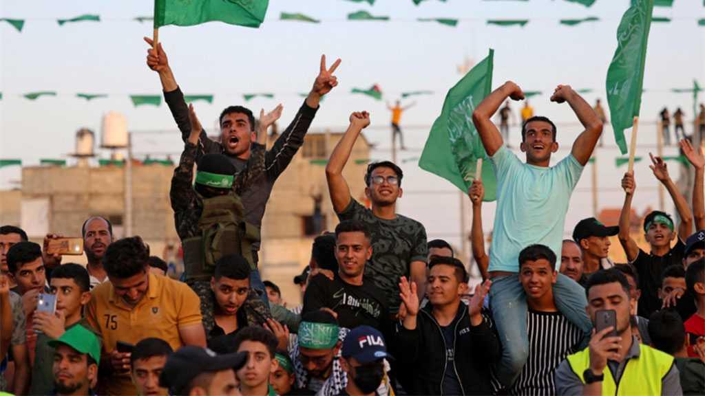 """Al-Quds Sword"" Opens Gaza-Damascus road"