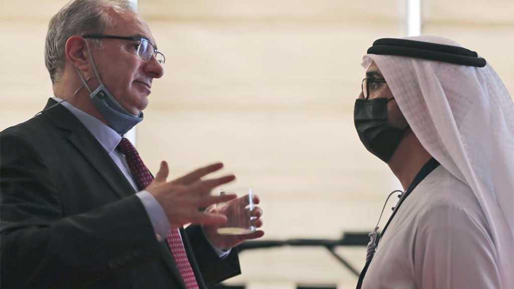 'Israelis' Discuss Investments with Emiratis in Dubai