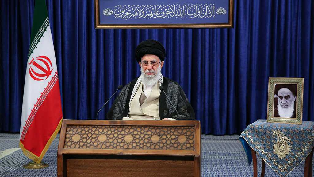 Imam Khamenei Marks Imam Khomeini's 32nd Demise Anniversary: Islamic Revolution Stronger Than Ever