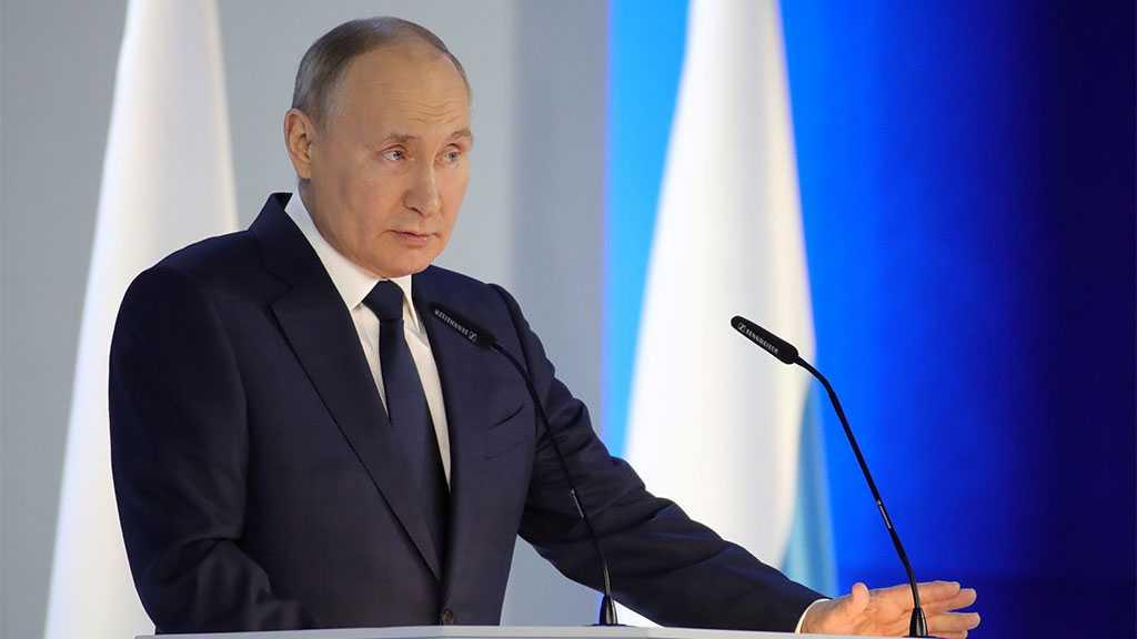 Putin Signs Bill on Open Skies Treaty Denunciation into Law